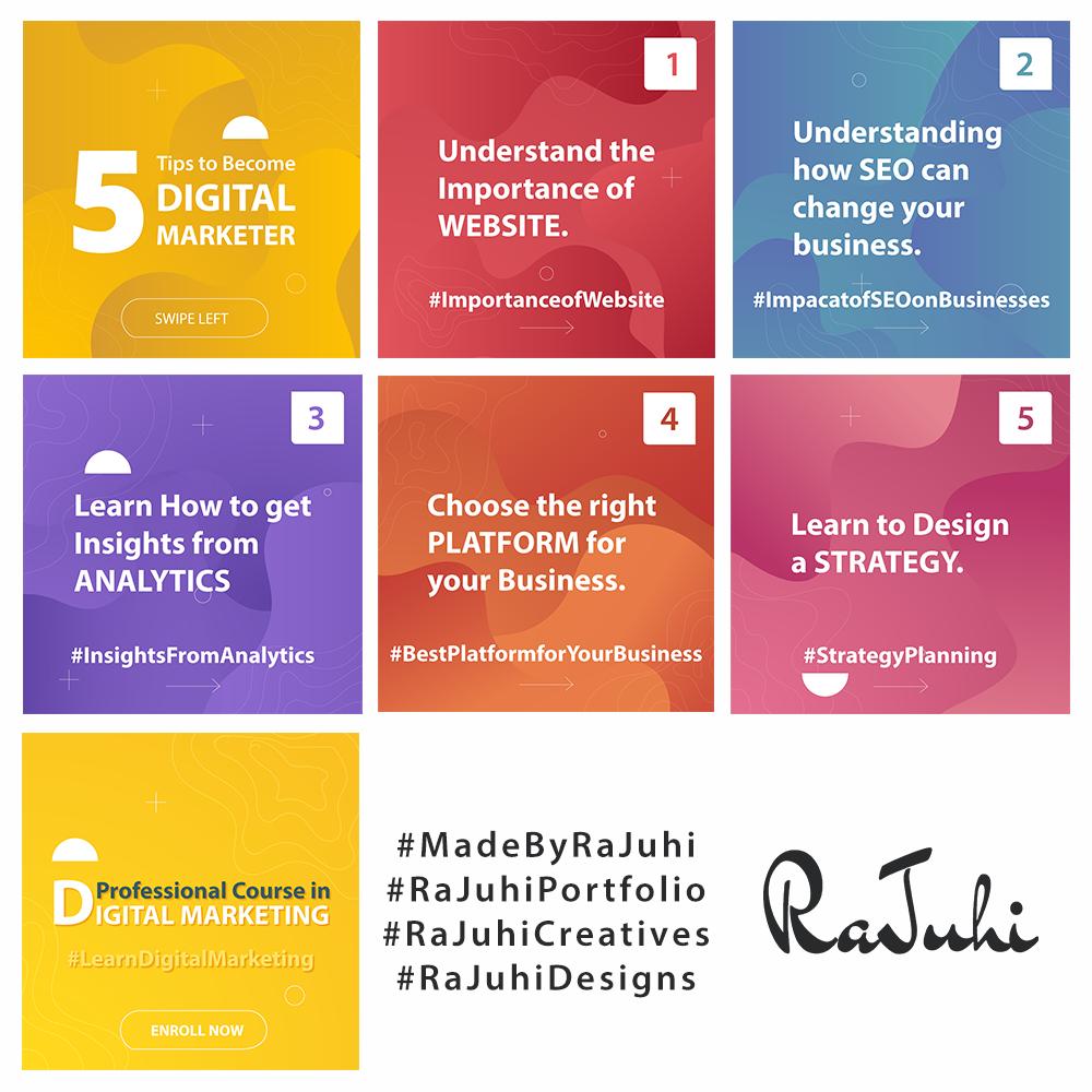 social media marketing graphics - 16