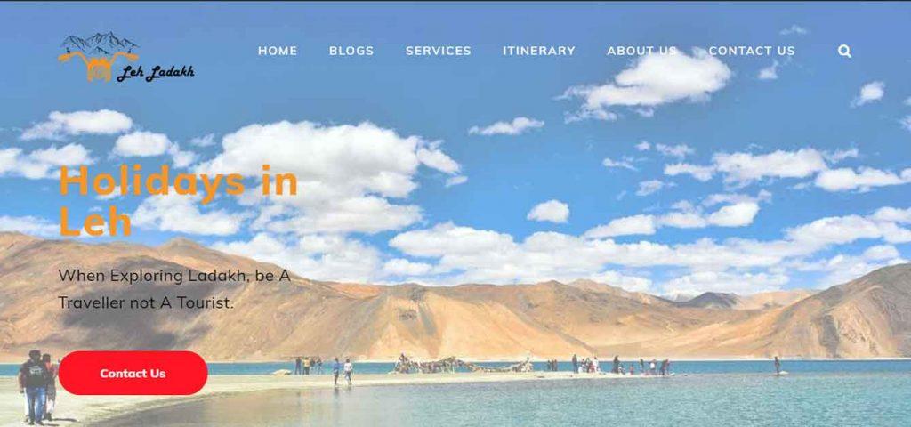 LehLadakh Website