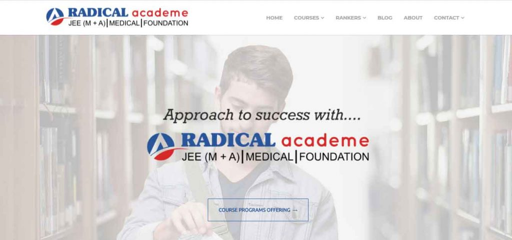 Radical-Academe Website
