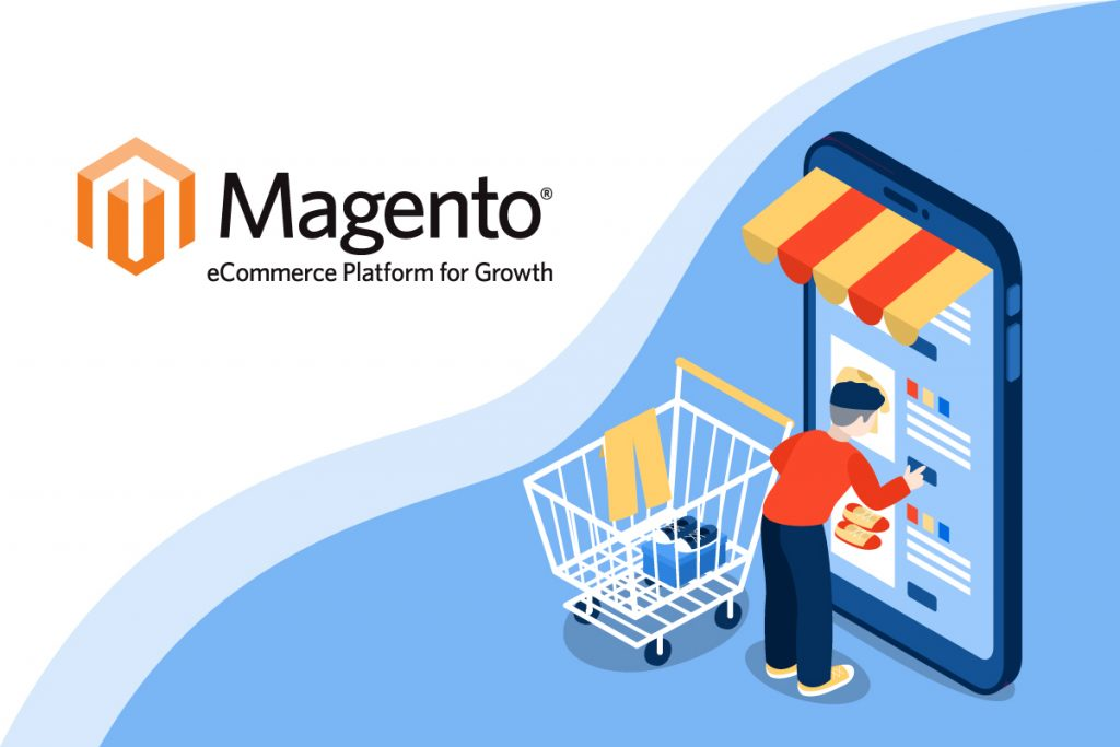 eCommerce-Website-using-Magento