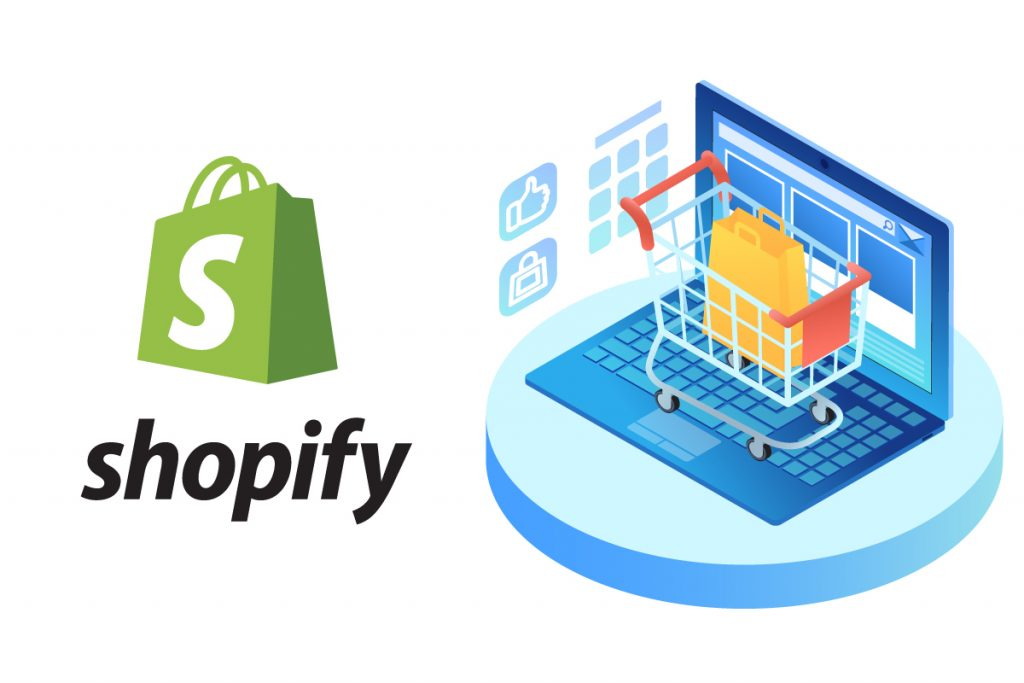 eCommerce-Website-using-Shopify