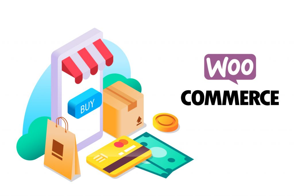 eCommerce-Website-using-wooCommerce